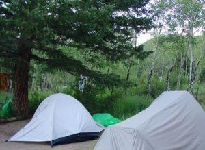 Estes Park Campground At East Portal