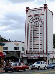 Historic Park Theatre exterior
