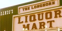 Rambo's Longhorn Liquor Mart
