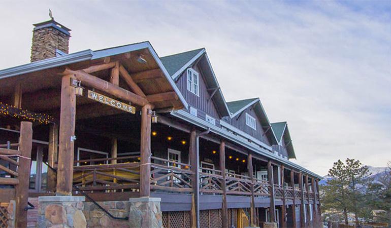 Marys Lake Lodge Restaurant Estes Park