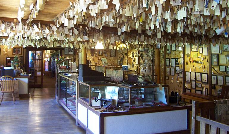 Seven Keys Lodge Key Collection