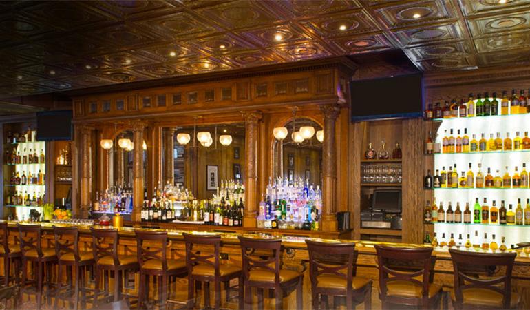 Cascades Whiskey Bar