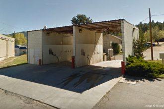 Google maps image of the Eastside Car Wash