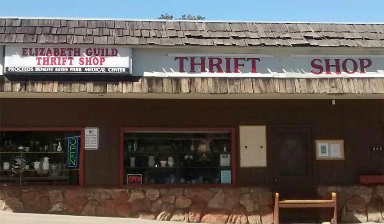 Elizabeth Guild Thrift Shop