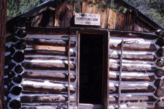 Enos Mills Homestead Cabin