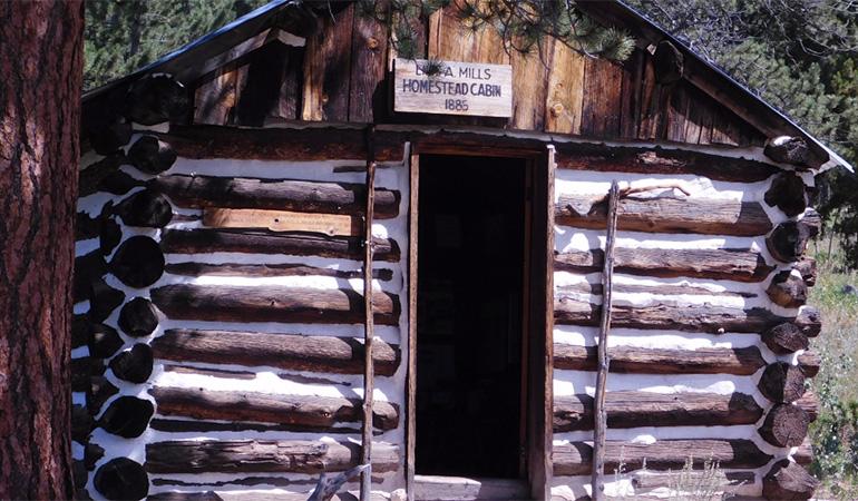 Enos Mills Cabin