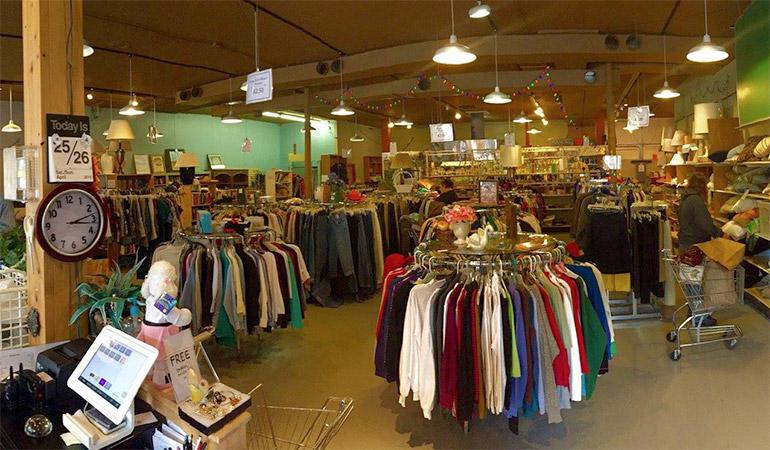 Estes Park Community Thrift Shop