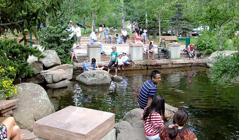 Population of Estes Park
