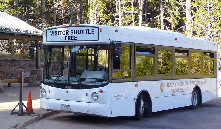 Estes Park Free Shuttle