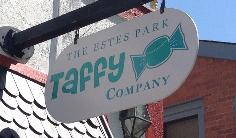 Purple Mountain Taffy Company (Formerly The Estes Park Taffy Company)