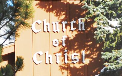 Estes Park Church of Christ