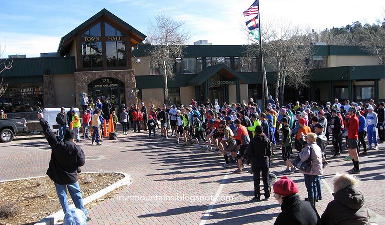 Estes Park Frost Giant 5K and 10K