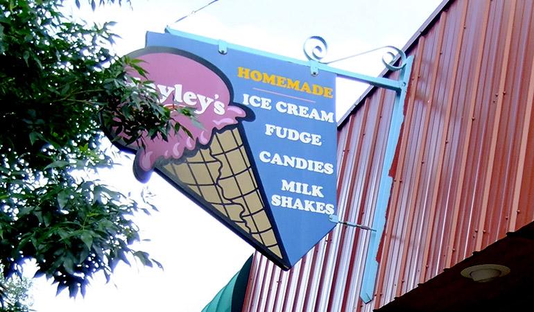 Hayley's Homemade Ice Cream