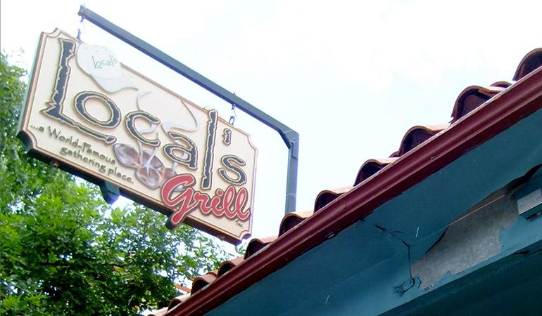 Local's Grill