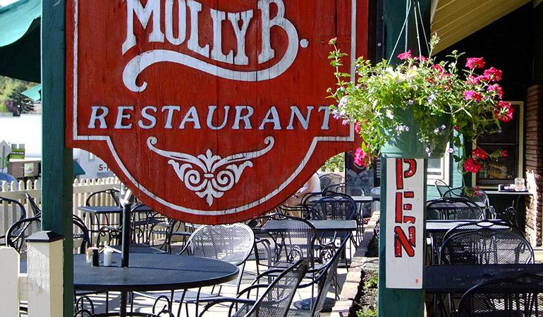 Molly B Restaurant