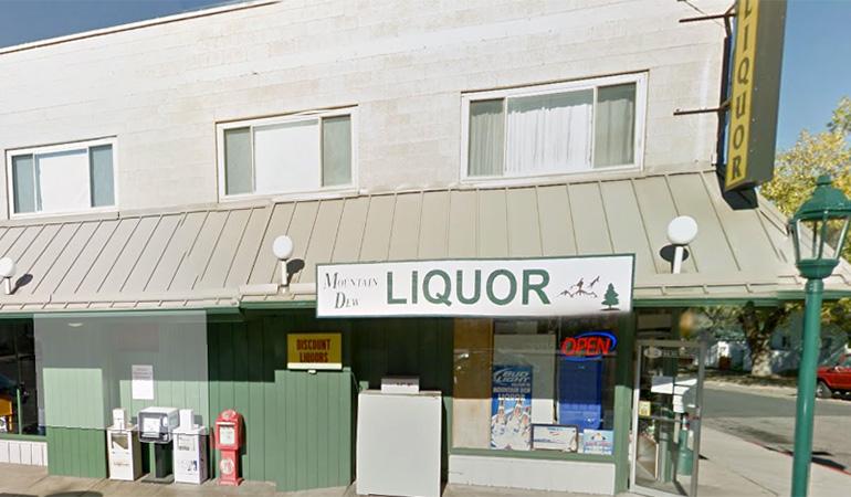 Mountain Dew Liquor Estes Park