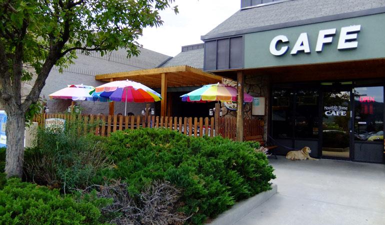 Mountain Home Cafe