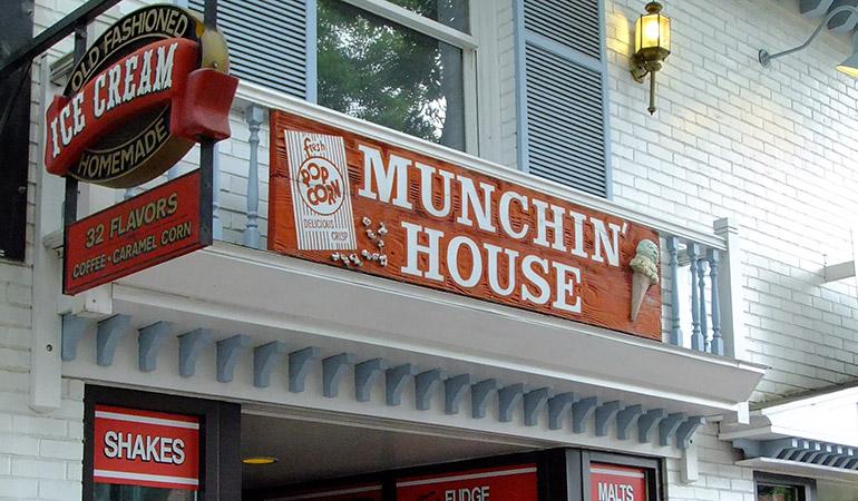 Munchin House