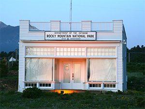 RMNP HQ at the Estes Park Museum