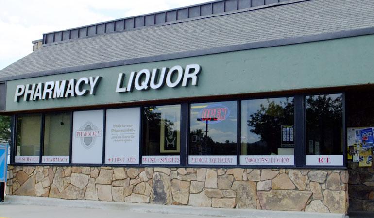Rocky Mountain Pharmacy and Liquor
