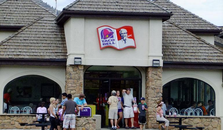 Taco Bell / KFC
