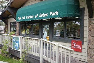 The Art Center of Estes Park exterior