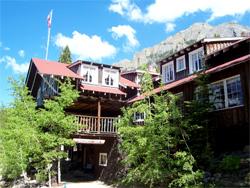 The Baldpate Inn