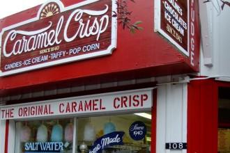 The Caramel Crisp Estes Park