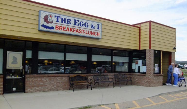 The Egg & I