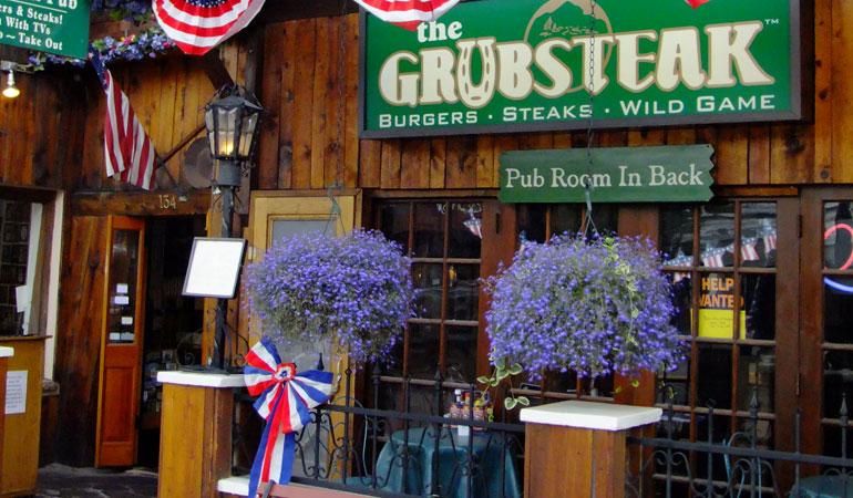 The Grubsteak