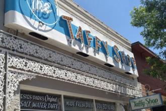 The Taffy Shop, Best Taffy in Estes Park