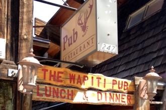 The Wapiti Pub Estes Park