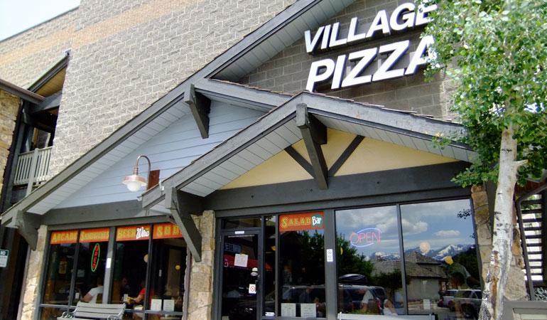 The Village Pizza